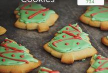 Christmas Treats  / by Melissa Cassell