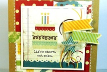 card ideas / by Darla Weber