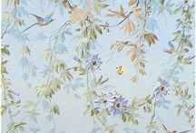vines / vines, leaves, trees, flowers / by Bonnie Lecat Designs