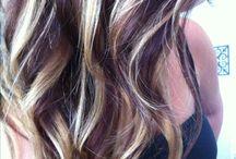 Hair ideas / by Jennifer Manuel
