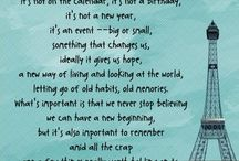 Quotes / by Jenilyn Marsh