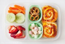 kids lunches / by Lyndsey Finegan