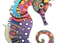 Seahorses / by Gypsy Lee