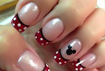 Disney nails / by Mary Coleman