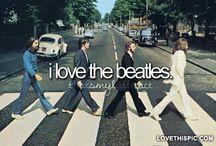 The Beatles / John Lennon and I share the same birthday!  / by Bridget Howgate