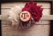 Texas a&m / by Lindsey Brooke Barr