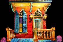Art that I love! / by Karen Teague-Dawson