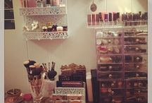 Nails and Room Organization / by shenera