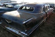 Forgotten rides / there's something infinitely sad and eerie about an abandoned automobile. / by Christopher Crain