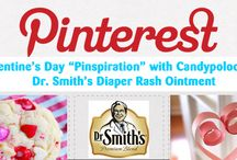 Candypolooza & Dr. Smith's Valentine's Day Pinspiration / by Dr. Smith's