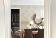 DINING ROOMS / by South Shore Decorating