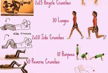 Workout / by Teresina Ortega