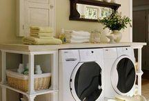 Laundry/Garage/Storage / by Larissa Edgmon Kenyon