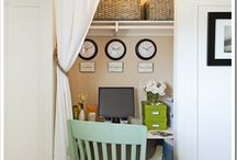 Home {Office/Desk} / by Tania