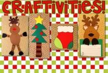 Craftivities!! / by Jaime Melton