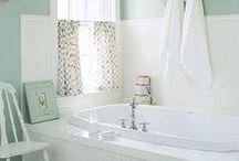 Downstairs Bath / by Ashley Camp