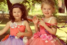 Girls Party Ideas  / We love to inspire creativity and fun when planning a birthday party... / by Enchanted Party- Fabulous Children's Parties