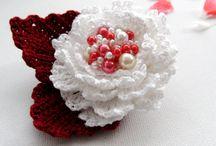 Crochet Flowers / by Tatyana Zhelyazkova