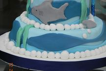 Shark party / by Holly Cole