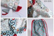 sewing / by Jasmine Kroeker