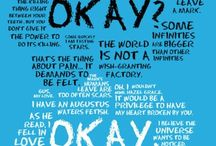 The fault in our stars / by Jessika Harris