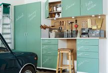 Home {Garage} / Garages to inspire... / by Sandra {Simple is Pretty}