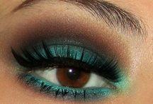 Makeup, makeup, and more makeup!  / by Stacey Sullivan