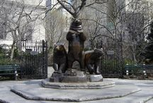 Sculptures & Monuments in Central Park / by Central Park Conservancy