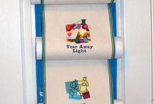 Embroidery ideas  / by Teresa Brodman