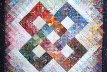 Quilts & fabric / by Linda Miller