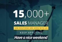 Sales Manager Jobs / Jobs Sales Manager India vacancies in Careesma. 16108 job offers in Careesma for Sales Manager India. You can see all the jobs for Sales Manager India, Page ... / by Careesma.in India