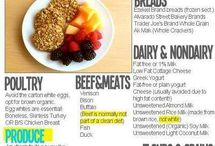 Clean Eating / by Rebecca Rumsey