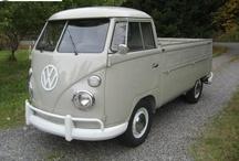 VW transporter / by Don Garner
