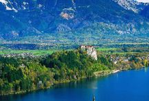 Slovenia / Please visit Adriatic Group pinboards for more pins about #Slovenia: http://pinterest.com/adriaticgroup. / by Toni Krasnic