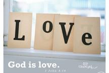 Love / Love remains! / by Lea Lambert