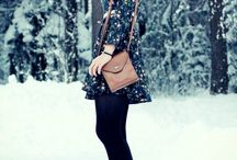 |winter style| / by Katie Beth White