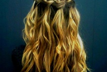 Hairstyles / by Angelica Carrion