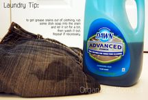 Cleaning Tips / by Sarah Kimmel {Tech4Moms}