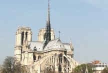 Paris France Vacations / by Kid Friendly Family Vacations