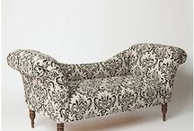 Couches and Chaise Lounge / by Alison Seery Behan