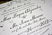 Wedding Announcements / by Kaylyn Burton