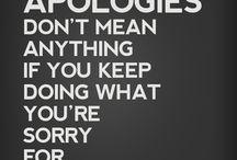 Words of Wisdom... / by Keavy Hayes