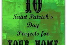 Saint Patrick's Day / by Emily Benson {The Benson Street}