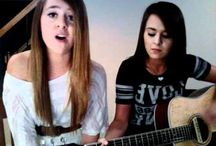 Songs we covered :D / by Megan & Liz