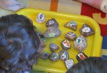 Preschool Literacy Activities / by Stacey Feehan