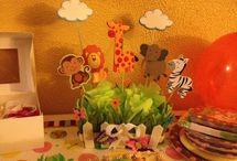 fiestas infantiles / by Mariu Torres