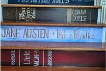 Books / by Su Wilcox