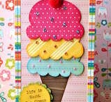 Scrapbook cards / by Maryka Barkhuizen