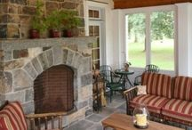 screened in porches / by Sheree Burton