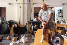 YAMUNA BODY ROLLING / Yamuna Body Rolling at Whole Body Method / by Whole Body Method